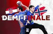Avatar de Match Demi Finale 1/2 Croatie vs Angleterre En direct